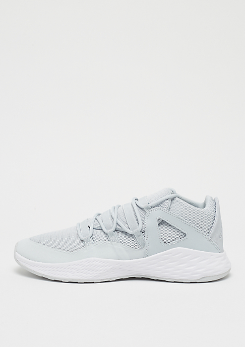 JORDAN Formula 23 Low pure platinum/pure platinum/white