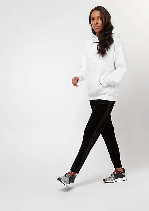 adidas Flock Hood white