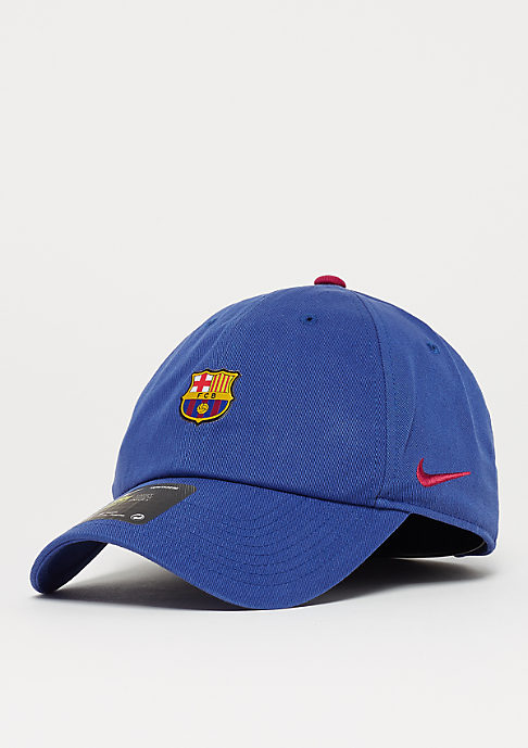 NIKE Heritage 86 Core FC Barcelona FCB deep royal blue/noble red