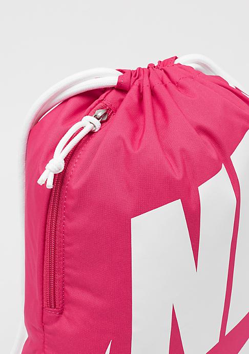 NIKE Heritage rush pink/white/white
