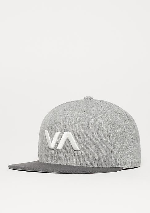 RVCA VA II heather grey