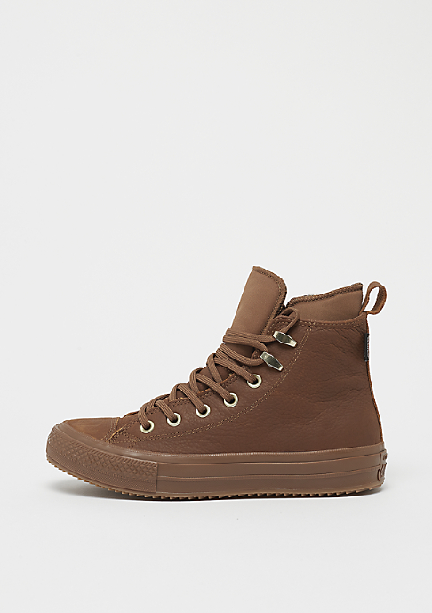 Converse Chuck Taylor All Star WP Boot Hi brown/brown/brass