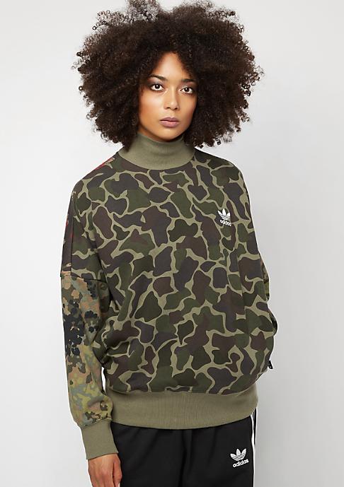 adidas Sweater camo