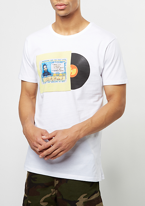 Wu-Wear T-Shirt ID Card white
