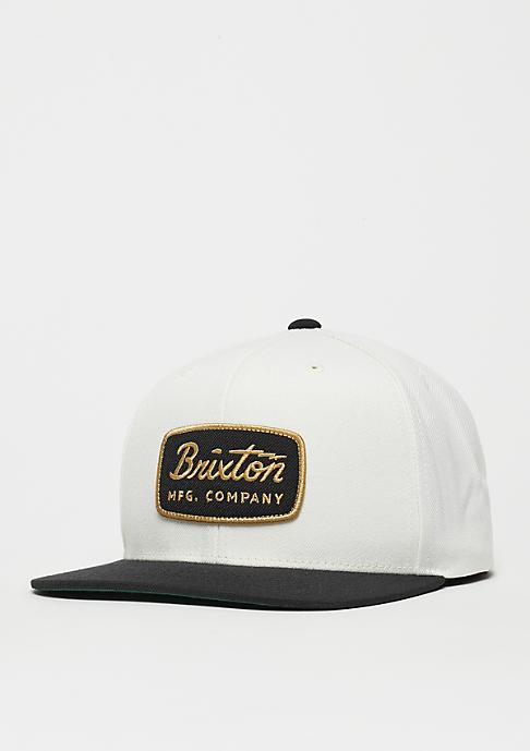 Brixton Jolt off white/black