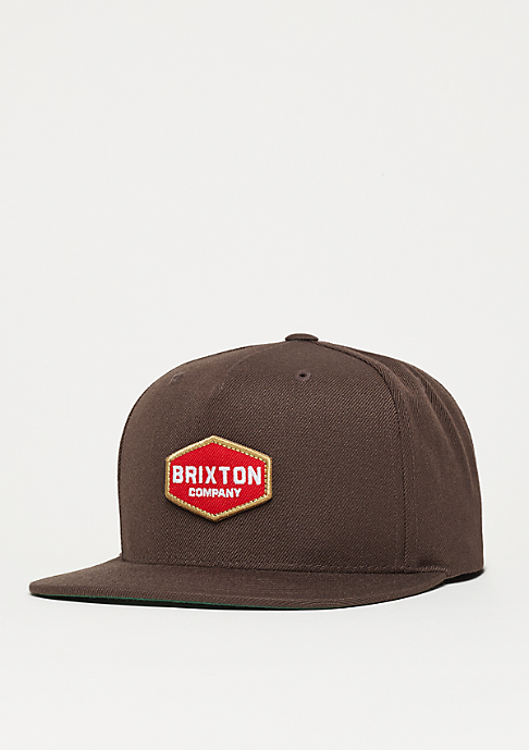 Brixton Obtuse brown