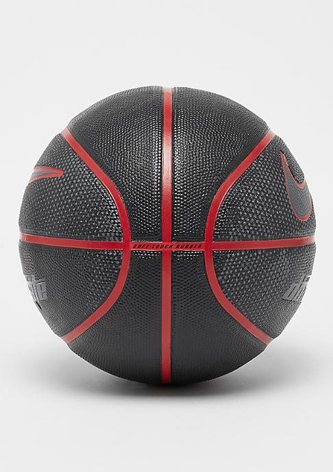 NIKE Basketball Basketball Dominate 8P (Size 7) black/university red