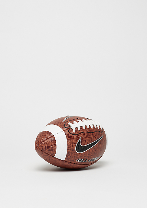 NIKE Football All-Field 3.0 (6 Pee Wee) brown/white/mtl silver