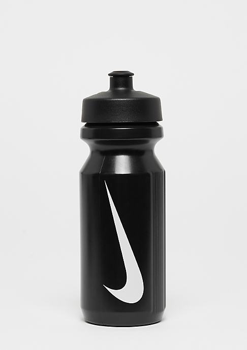 NIKE Big Mouth Water Bottle 650ml black/black/white