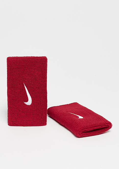 NIKE Swoosh Doublewide varsity red/white