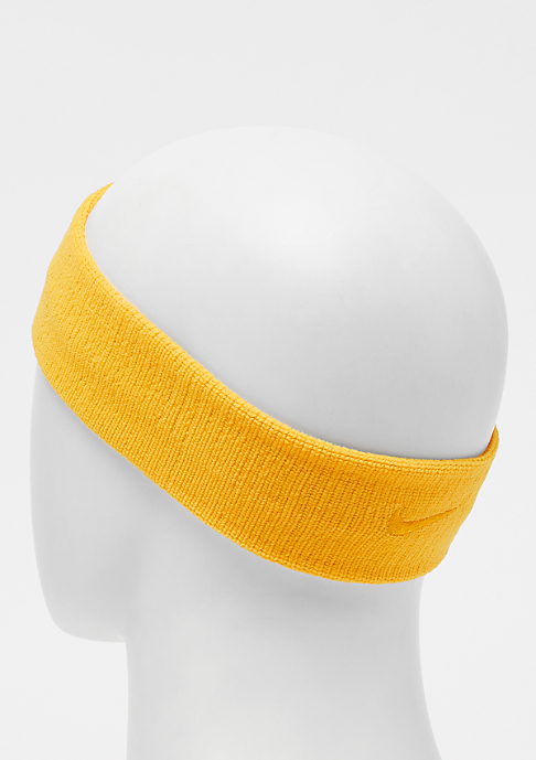 NIKE Basketball Headband NBA amarillo/amarillo