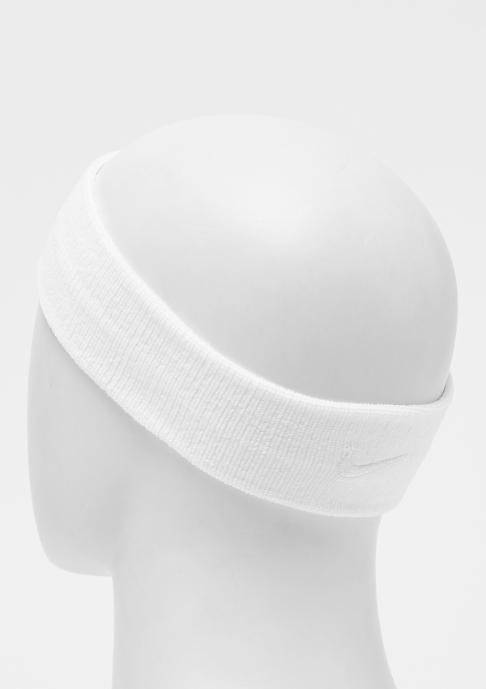 NIKE Basketball Headband NBA white/white
