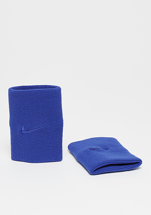 NIKE Wristbands NBA rush blue/rush blue