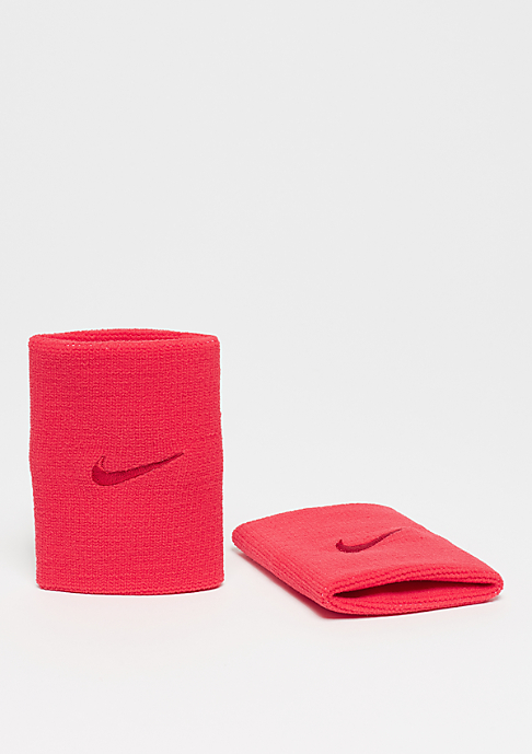 NIKE Basketball NBA Wristbands university red/university red