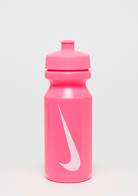 NIKE Big Mouth Water Bottle 650ml pink pow/pink pow/whit