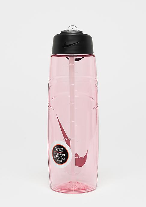 NIKE T1 Flow Swoosh Water Bottle ion pink/wolf grey