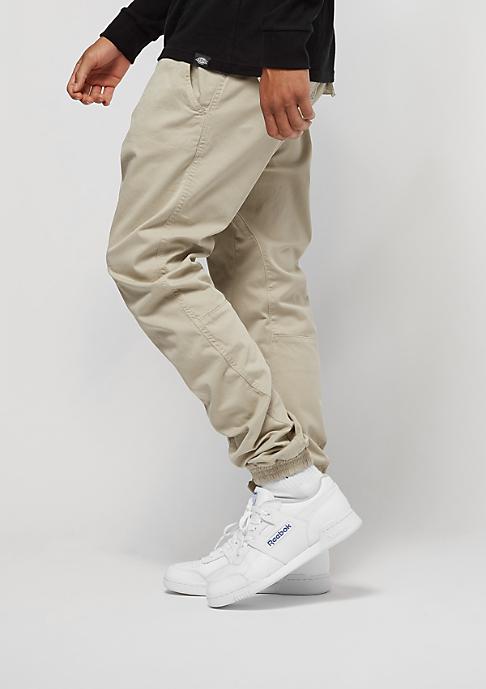 Urban Classics Stretch Jogging Pants sand