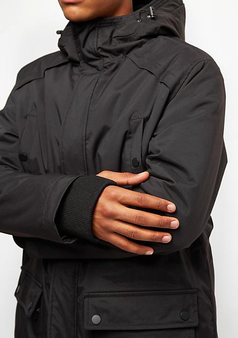Urban Classics Heavy Thumbhole black