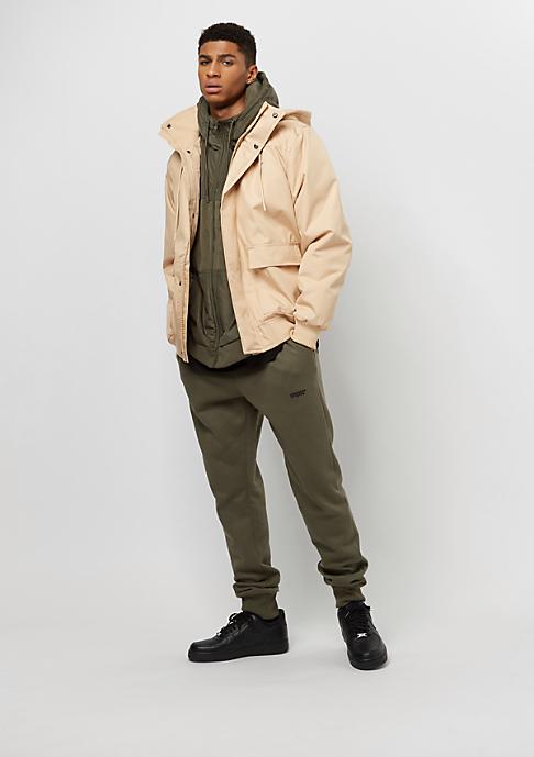Urban Classics Heavy Hooded beige