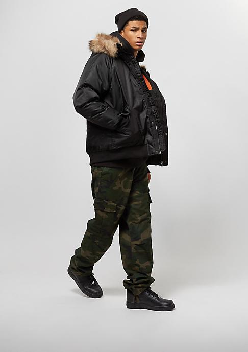 Urban Classics Hooded Heavy black