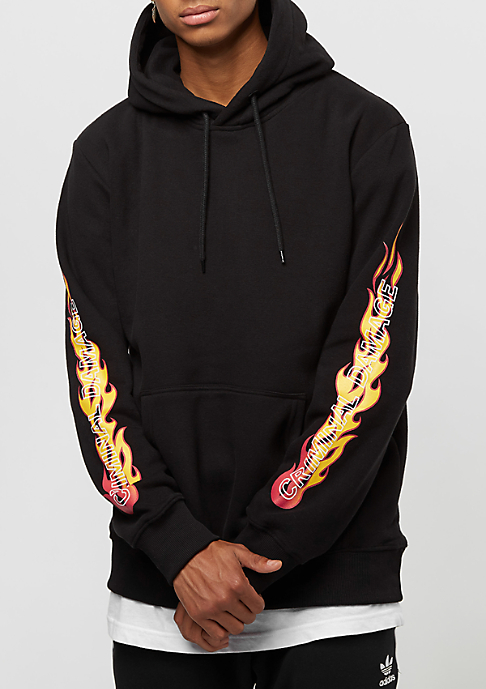 Criminal Damage Fireball black/multi