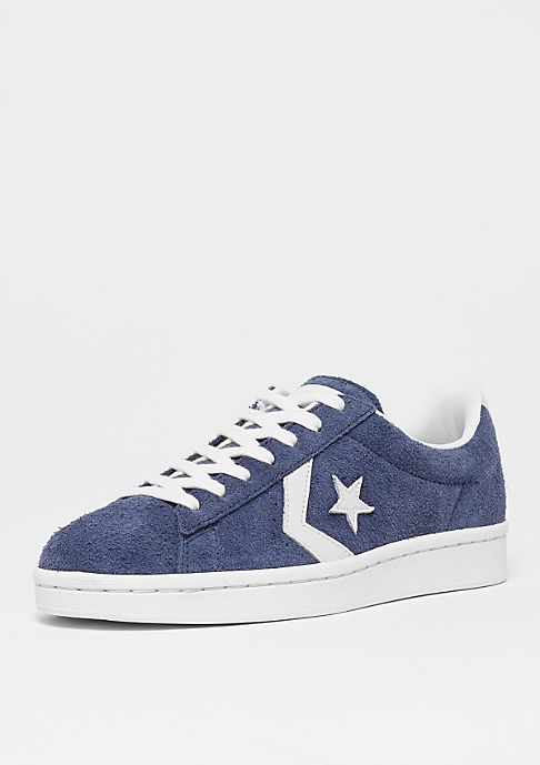Converse PRO LEATHER 76 OX midnight navy/egret/egret