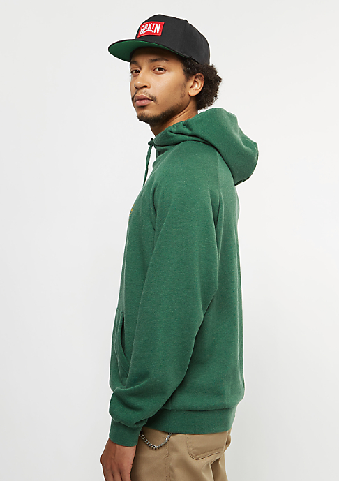 Brixton Concord Fleece heather forest