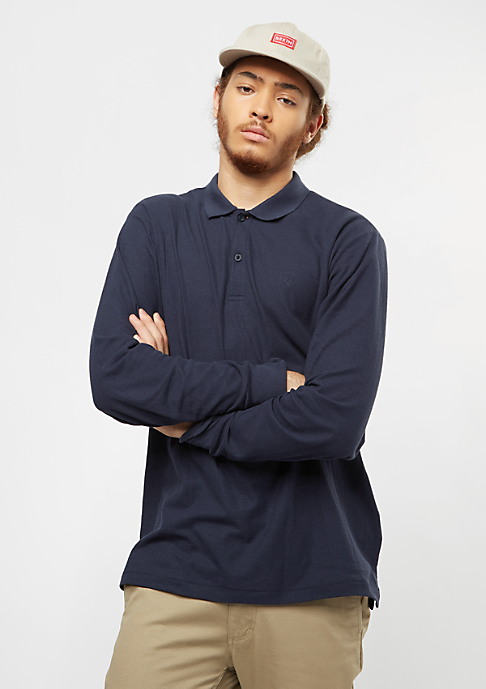 Brixton Shoreditch Polo navy