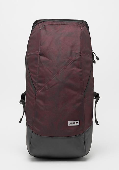Aevor Daypack Palmred red/black