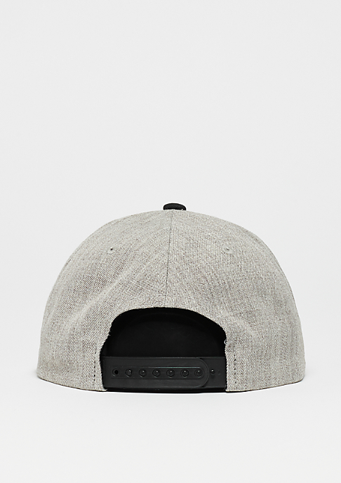 Brixton Trig light heather grey/black