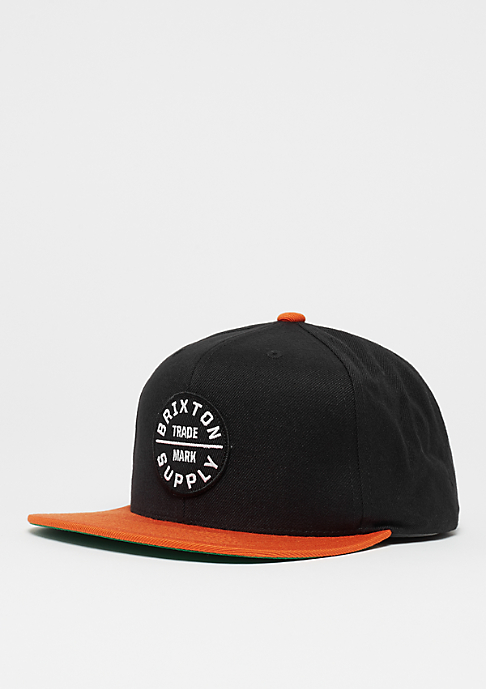 Brixton Oath III black/burnt orange