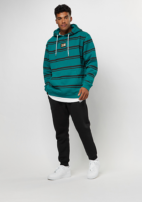 Karl Kani Stripes black/green
