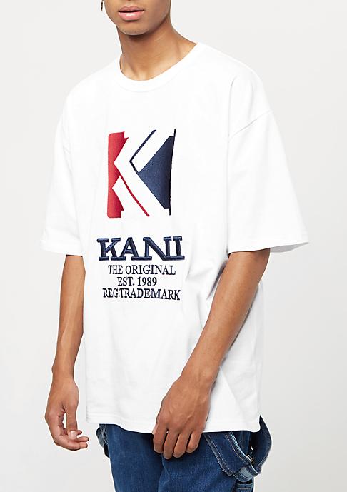Karl Kani OG white