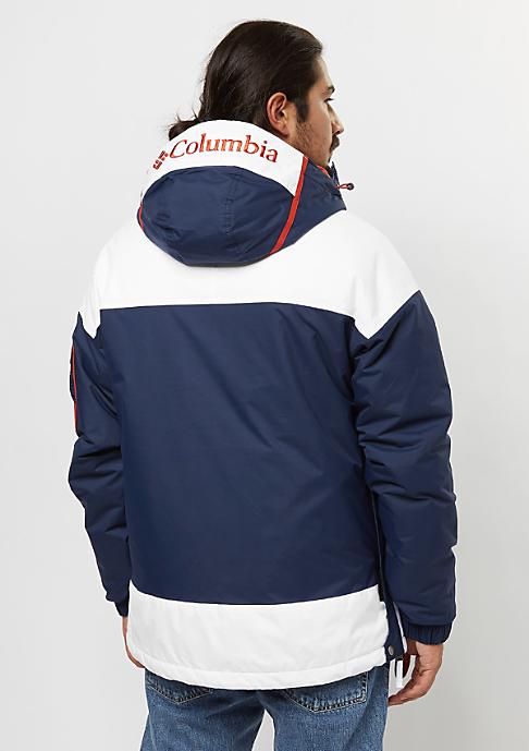 Columbia Sportswear Challenger Pullover collegiate navy/white