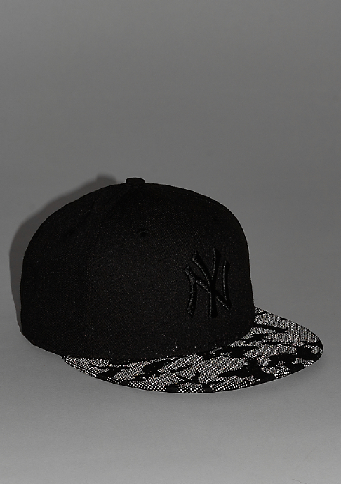 New Era 59Fifty NTC NBA New York Yankees black