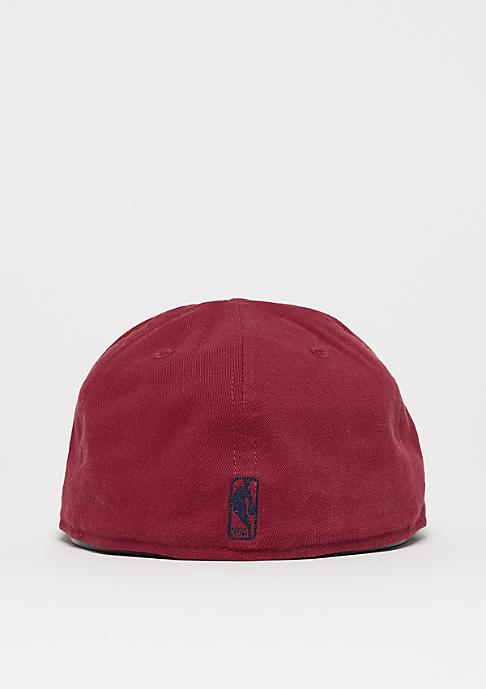 New Era 59Fifty Chainstitch NBA Cleveland Cavaliers cardinal