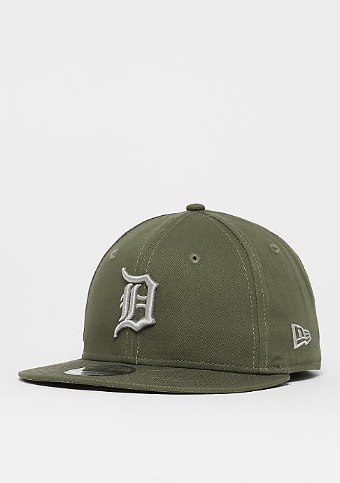 New Era 9Fifty League Essential MLB Detroit Tigers new olive/grey