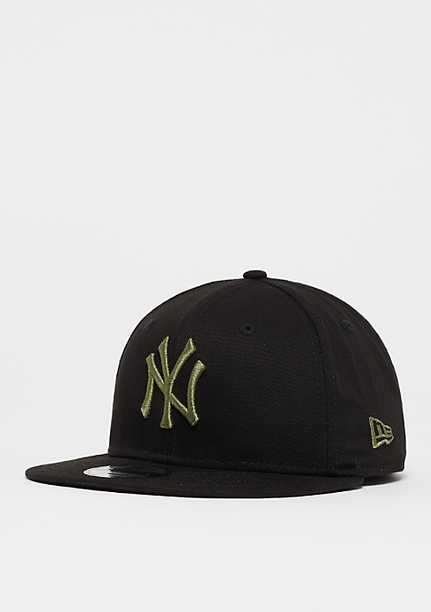 New Era 9Fifty League Essential MLB New York Yankees black