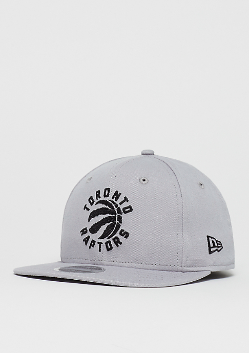 New Era 9Fifty Chainstitch NBA Toronto Raptors grey