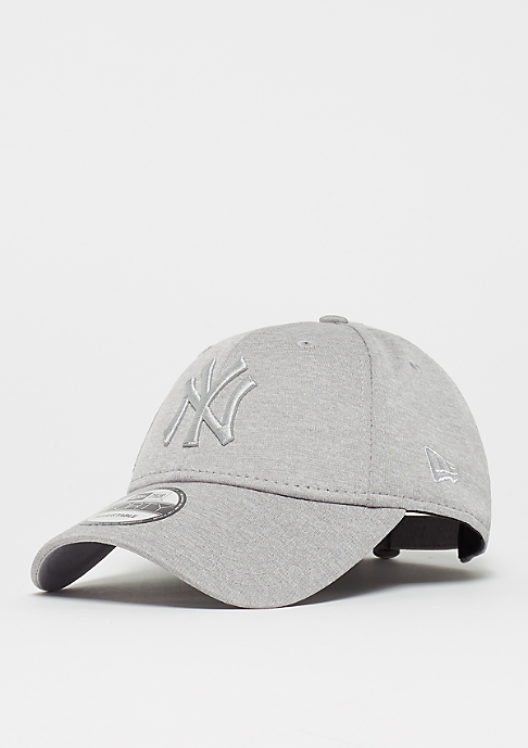 New Era 9Forty Jersey Heather MLB New York Yankees grey
