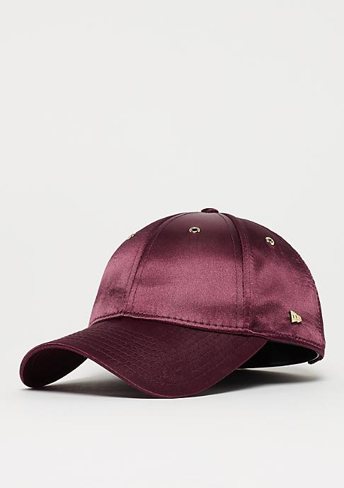 New Era 9Forty Premium maroon/gold