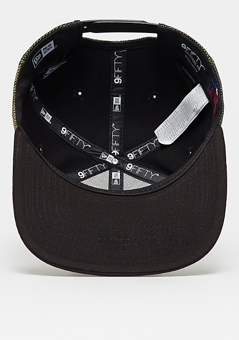 New Era 9Fifty Original Fit Mesh Overlay MLB New York Yankees camo