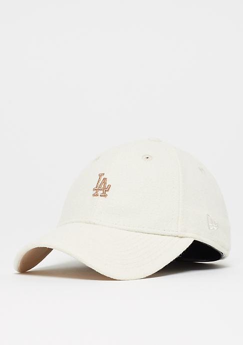 New Era 9Forty Melton MLB Los Angeles Dodgers stone/gold