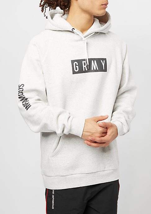 Grimey Overcome Gravity vintage sport grey