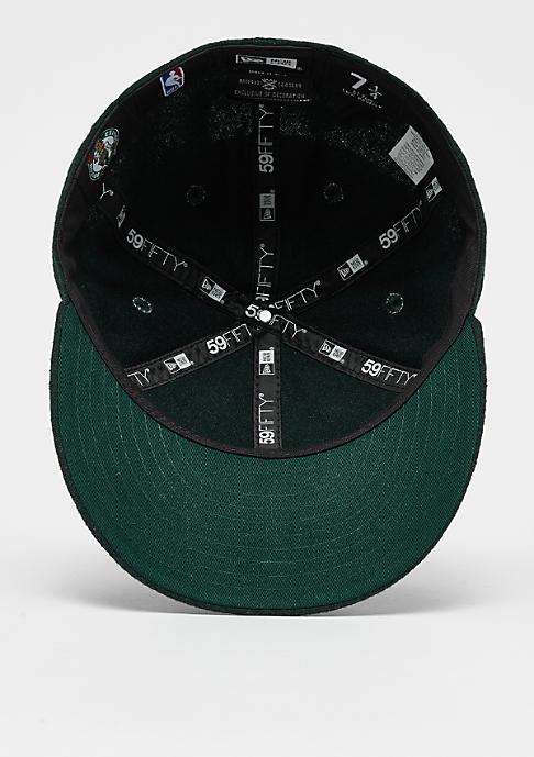 New Era 59Fifty Low Profile NBA Boston Celtics dark green