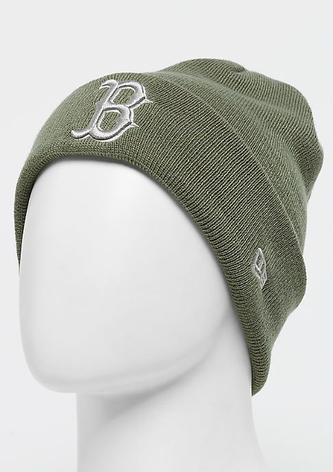 New Era League Essential Cuff MLB Boston Red Sox new olive/grey