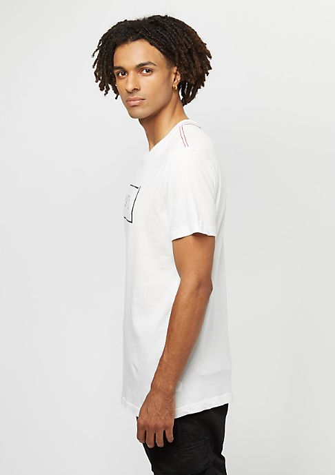 RVCA Big antique white