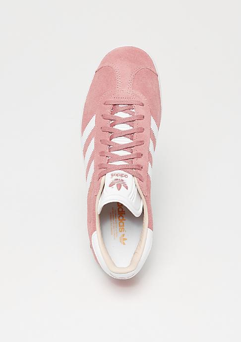 adidas Gazelle ash pearl/white/linen