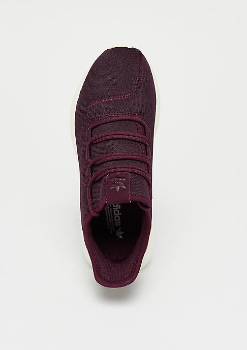 adidas Tubular Shadow maroon/maroon/off white
