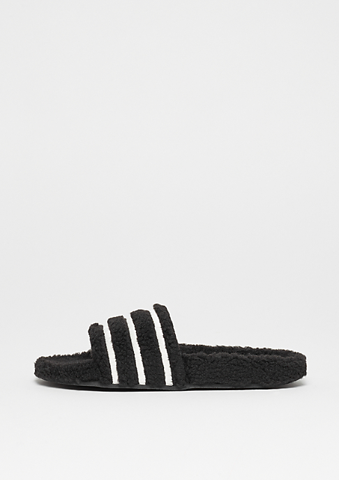 adidas Adilette core black/chalk white/core black